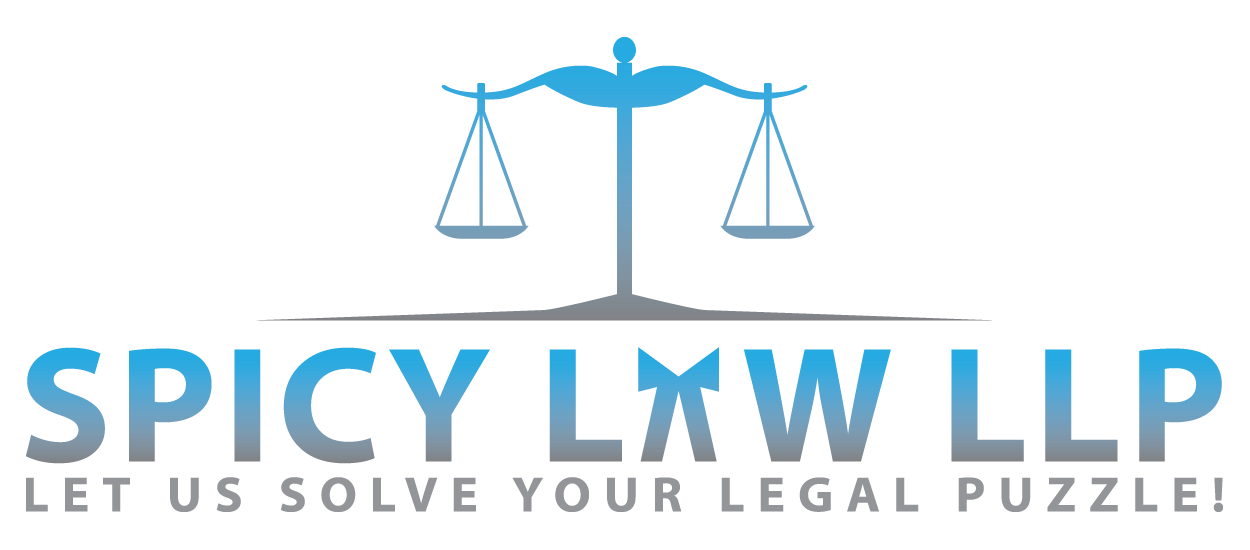 Spicy Law LLP Sticky Logo
