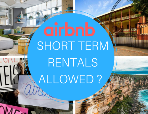 Is offering your house to strangers for staying through Airbnb legal? What would one need to do so legally?