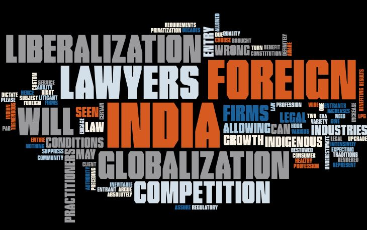 Entry of Foreign Law Firms in India - Globalization & Liberalization of  Legal Profession - Spicy Law Firm