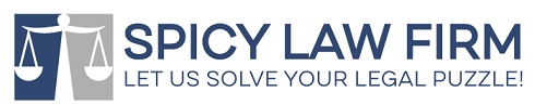 Spicy Law Firm Logo